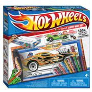 Fashion Angels Hot Wheels Full Throttle Light-Box Set by Mattel