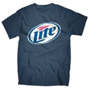 Miller Lite Tee - Big and Tall
