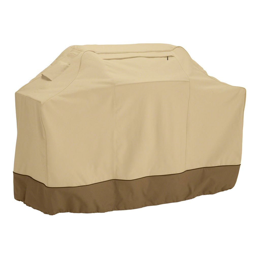 Classic Accessories Veranda Large Cart Barbecue Cover - Outdoor