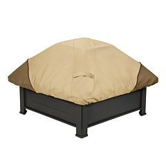 Classic Accessories Veranda Square Fire Pit Cover