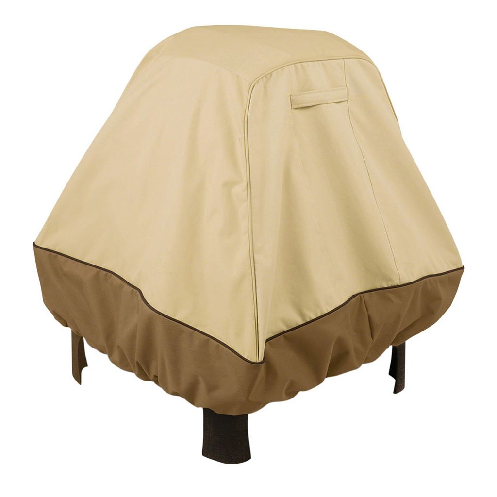 Classic Accessories Veranda Stand Up Fire Pit Cover
