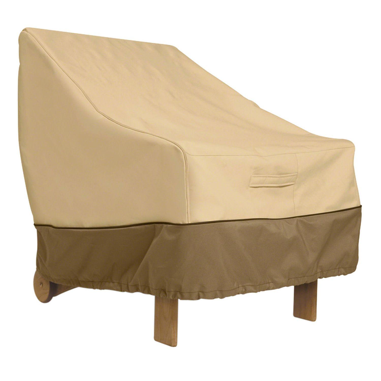 Classic Accessories Veranda Patio Lounge Chair Cover