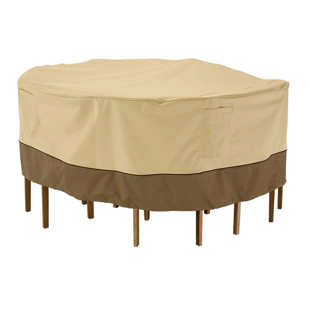 Classic Accessories 96-in. Table & Chair Cover - Outdoor