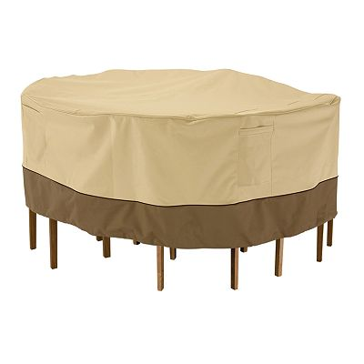 Classic Accessories 96-in. Table Chair Cover