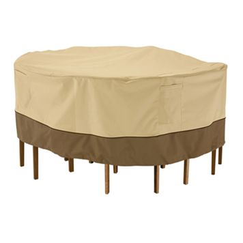 Classic Accessories 56-in. Patio Table & Chair Cover