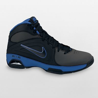 Nike Air Visi Pro III High-Top Basketball Shoes - Men