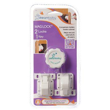 Dreambaby Mag Lock Magnetic Lock Set