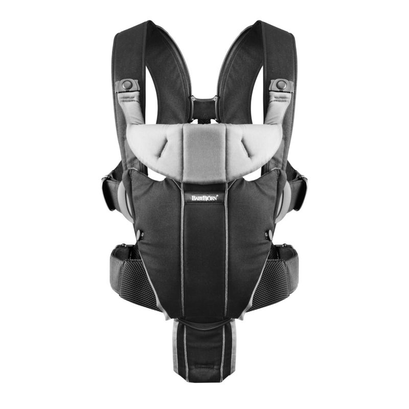 BabyBjorn Miracle Baby Carrier, Grey