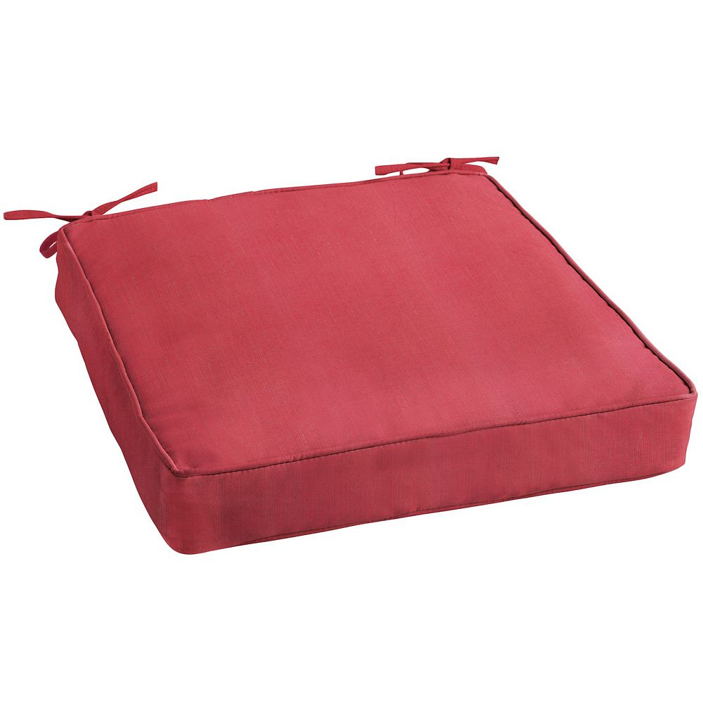 Mozaic Sunbrella 19-in. Textured Outdoor Chair Cushion