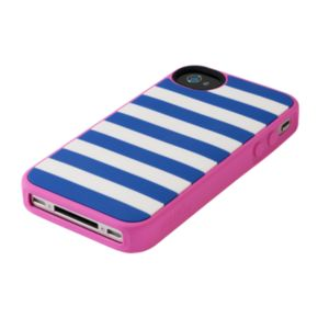 Agent18 StripeVest iPhone 4 Cell Phone Case