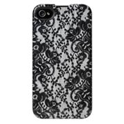 Agent18 Lace Julia SlimShield Limited iPhone 4 Cell Phone Case
