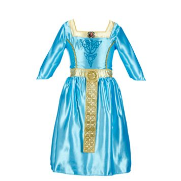 Disney / Pixar Brave Merida Dress Costume - Girls