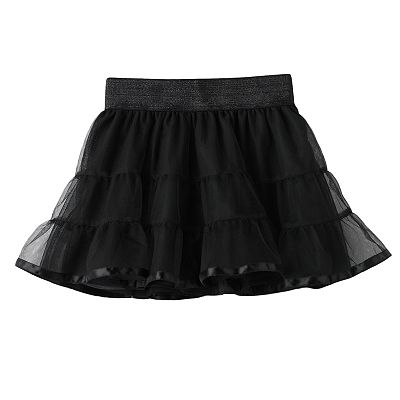 Chaps Tulle Skirt - Girls 7-16