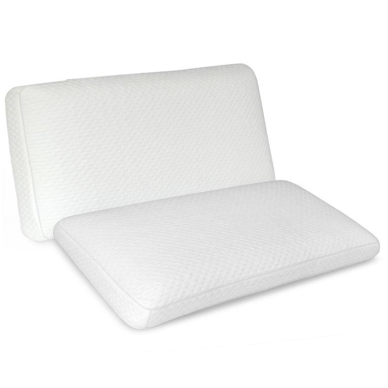 Serta 3 Layer Memory Foam Pillows Bed Mattress Sale
