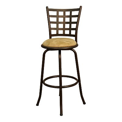 American Heritage Billiards Madera Bar Stool