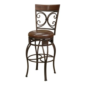 American Heritage Billiards Treviso Counter Stool