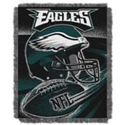 Philadelphia Eagles Jacquard Throw Blanket by Northwest