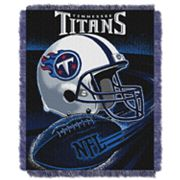 Tennessee Titans Jacquard Throw Blanket by Northwest