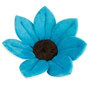 Blooming Bath Floral Baby Bath - Blue