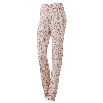 Kohl's Cares LC Lauren Conrad Girly Pajama Pants