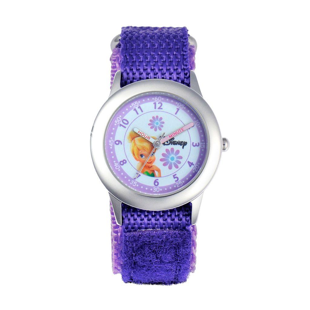 Disney Tinker Bell Kids' Time Teacher Watch