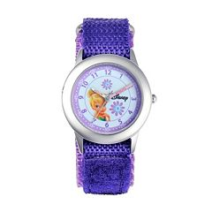 Disney Tinker Bell Kids' Time Teacher Watch