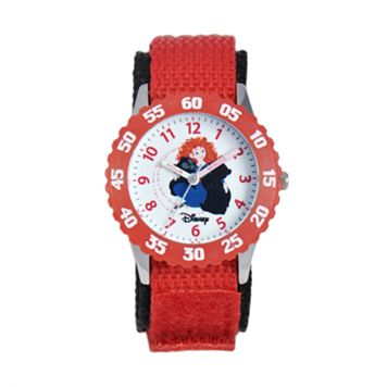 Disney / Pixar Brave Merida Kids' Time Teacher Watch