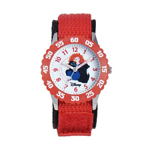 Disney / Pixar Brave Merida Kids' Time Teacher Watch