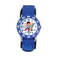Disney's Jake & the Never Land Pirates Kids' Time Teacher Watch