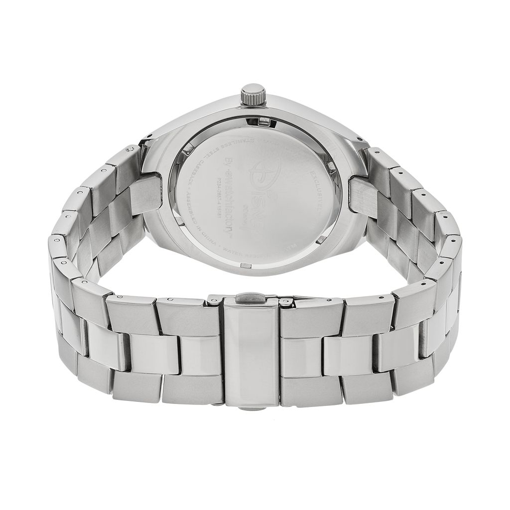 Disney's Mickey Mouse Men's Stainless Steel Watch