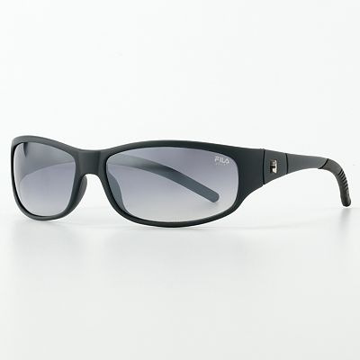FILA SPORT Wrap Sunglasses
