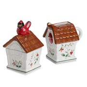 Pfaltzgraff Winterberry 2-pc. Sugar and Creamer Set