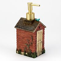 Avanti Outhouses Soap Pump