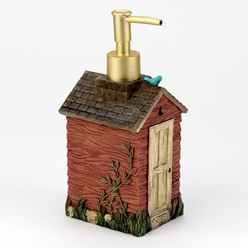 Avanti Outhouses Soap Pump