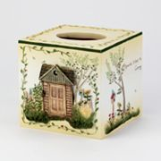 Avanti Outhouses Tissue Box