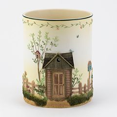 Avanti Outhouses Wastebasket by