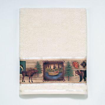 Avanti Camping Trip Bath Towel