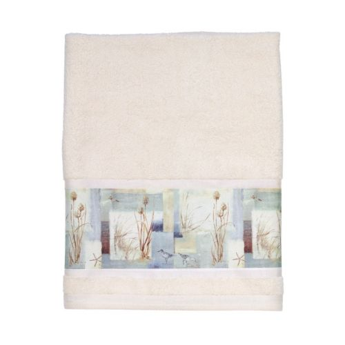 Avanti Blue Waters Bath Towel