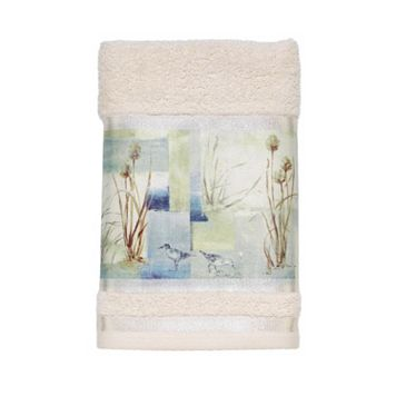 Avanti Blue Waters Hand Towel