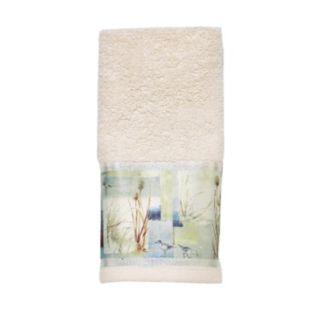 Avanti Blue Waters Fingertip Towel