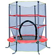 Bravo Sports My First Airzone 55-in. Trampoline with Enclosure