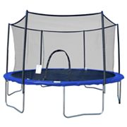 Bravo Sports Variflex Spring Combo 8-ft. Trampoline with Enclosure