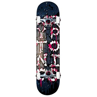 Bravo Sports Kryptonics Rebel Bones 31-in. Skateboard