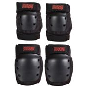 Bravo Sports Kryptonics Checkerboard Pad Set