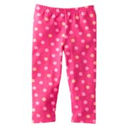 Jumping Beans Polka-Dot Leggings - Baby