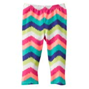 Jumping Beans Chevron Leggings - Baby