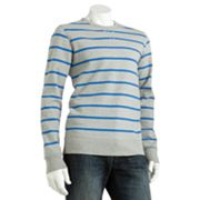 Urban Pipeline Striped Fleece Shirt - Men