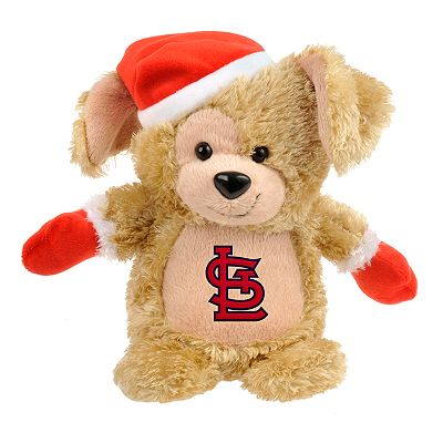 St. Louis Cardinals Plush Dog
