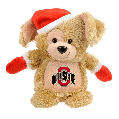 Ohio State Buckeyes Plush Dog