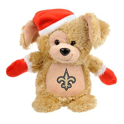 New Orleans Saints Plush Dog